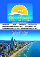 Gold Coast Learning Centre Katalog (PDF)