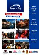 A Door to Italy Brochure (PDF)