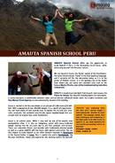 Amauta Spanish School Folleto (PDF)