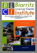 Biarritz French Courses Institute بروشور (PDF)