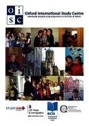 Oxford International Study Centre Brochure (PDF)