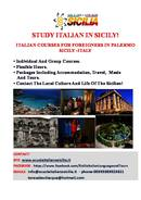 Sicilia Italian Language School Brochure (PDF)