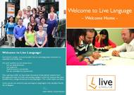 Live Language English School Brochure (PDF)