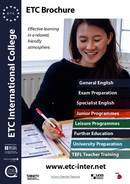 ETC International College Brochure (PDF)