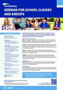 Group bookings (PDF)
