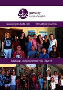 Gateway School of English GSE Brožura (PDF)