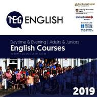 TEG English Folheto (PDF)