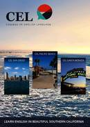 CEL College of English Language Pacific Beach Broschyr (PDF)