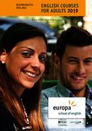 Europa School of English Broschyr (PDF)