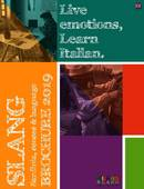 SLANG. Sardinia, senses & language Folleto (PDF)