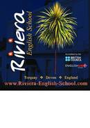 Riviera English School Brochure (PDF)
