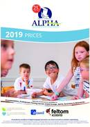 Alpha School of English Brochure (PDF)