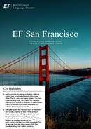 EF International Language Center Brochure (PDF)