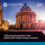 Oxford Spires Junior Centre Broschyr (PDF)