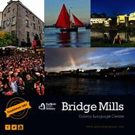 Bridge Mills Galway Language Centre แผ่นพับโฆษณา (PDF)