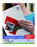 CLLC Canadian Language Learning College Brochure (PDF)