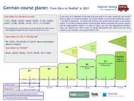 Course planner 2021