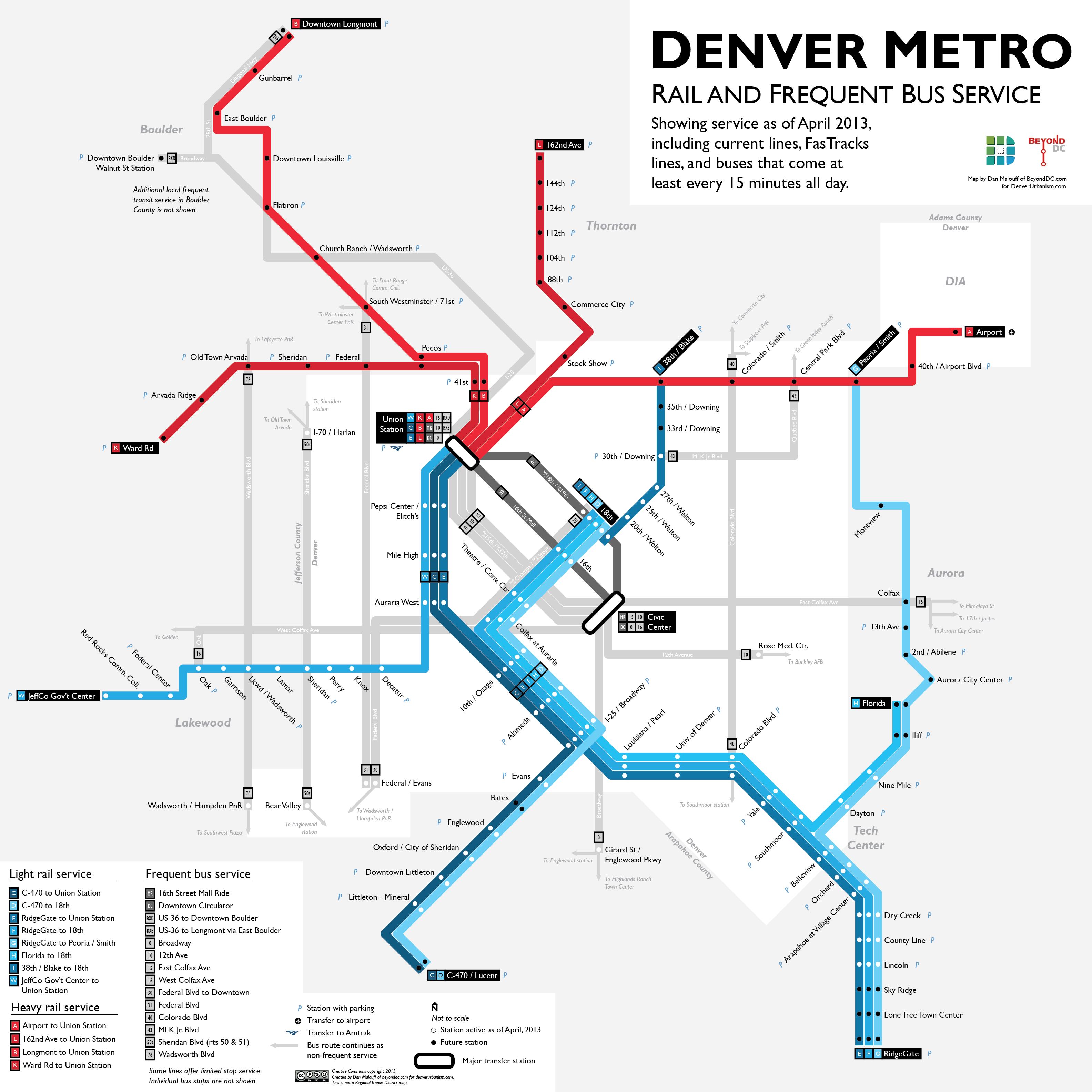 Car Rental Denver To Colorado Springs
