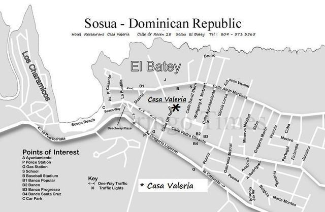 public transport map thumbnail of Sosua