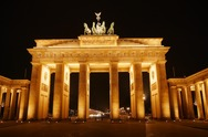 New Year's Eve Party at the Brandenburg Gate