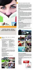 Italienisch & Musik Centro Studi Idea Verona (PDF)