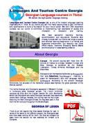 Languages And Tourism Centre Georgia (PDF)