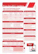 Otroški tečaj (6 - 18 let) DID Deutsch-Institut (PDF)