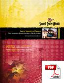 Minigroep (max 6 studenten Spanish Center  (PDF)