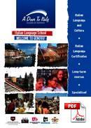 어른 (50세 이상) A Door to Italy (PDF)