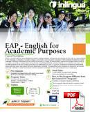 Akademisk Forberedelse / Pathway inlingua Victoria College of Languages (PDF)