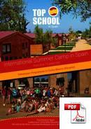 Курси для дітей та підлітків (до18 років)  Escuela de español Top School (PDF)