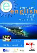 Junior (<18 years) Byron Bay English Language School (PDF)