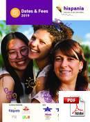 Spansk & Bordtennis Hispania, escuela de español (PDF)