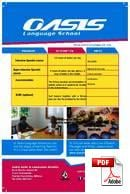 Superintensiv (+35 t) Oasis Language School (PDF)