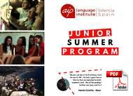 Nyelvkurzus gyerekeknek (6-18 év) AIP Language Institute (PDF)