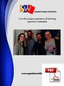 Spanska & kultur Spanish World Institute (PDF)
