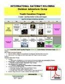 Junior (<18 tahun) International Gateway Kelowna (PDF)