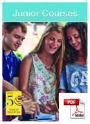 Juniori (alle 18 vuotta) Southbourne School of English (PDF)