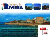 Italiensk & Dykning Italiano in Riviera (PDF)
