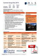 Junior Course (6-18 years) BLS English  (PDF)