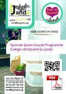 (دورة الصغار (6-18 سنوات Colegio de Español La Janda (PDF)