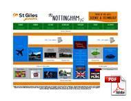 Otroški tečaj (6 - 18 let) St Giles International (PDF)