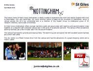Junior (<18 tahun) St Giles International (PDF)