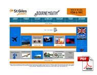 Juniori (alle 18 vuotta) St Giles International (PDF)