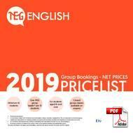Evening Course TEG English (PDF)