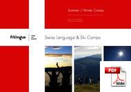 fRilingue Language and Ski Camps (PDF)