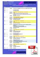 Junior Kursus (6-18 år) Anglophiles Summer School (PDF)