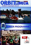 Juniorkurs (6-18 år) OrbitLingua (PDF)