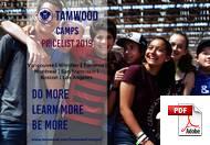 Curs junior (6-18 ani) Tamwood Language Centre (PDF)