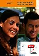 IELTS コース Europa School of English (PDF)